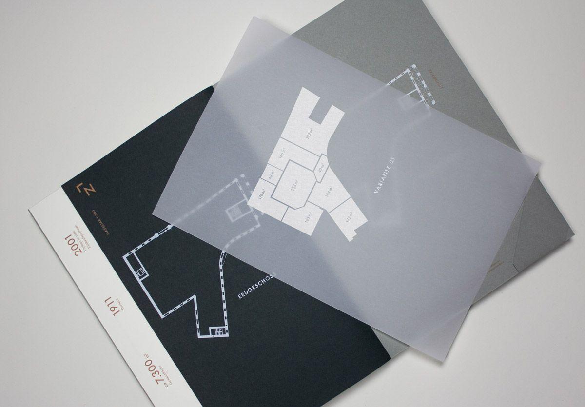 Balgequartier - Broschüre Transparent