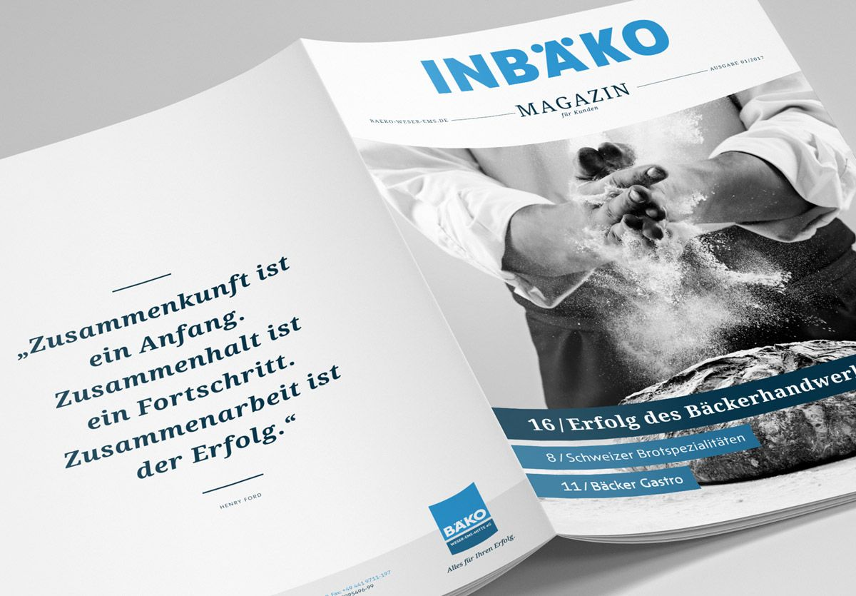 BÄKO - Magazin