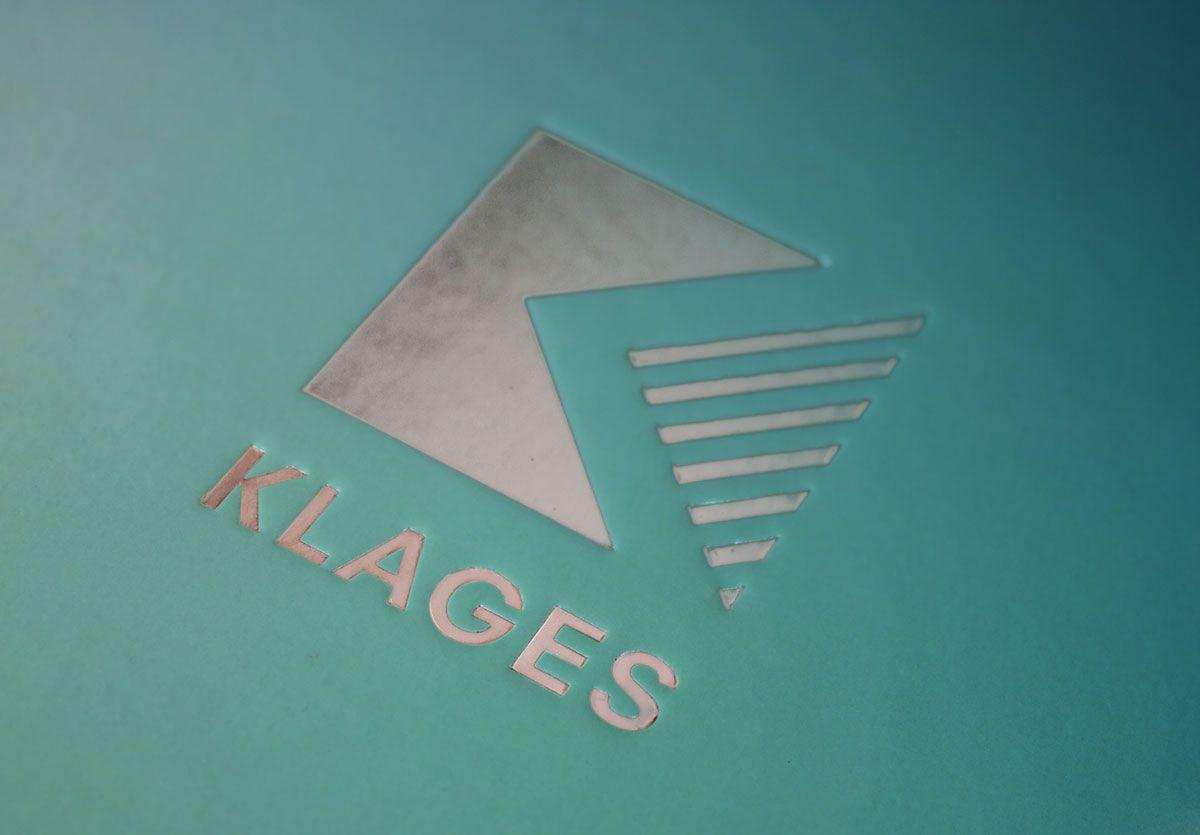KLAGES & Partner - Logo Closeup