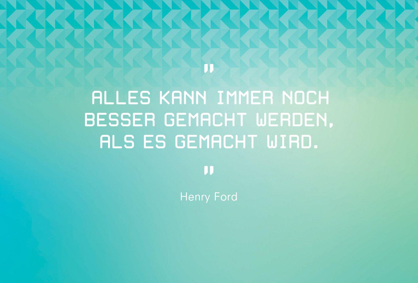 KLAGES & Partner - Zitat von Henry Ford